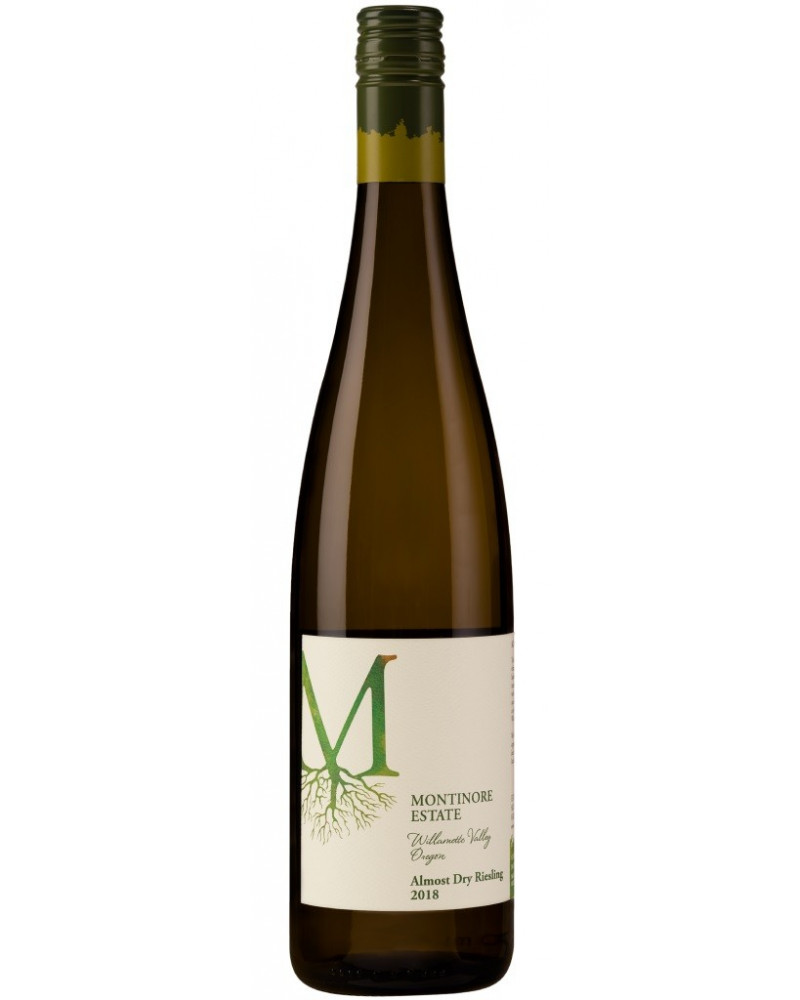 Montinore Estate Riesling Almost Dry 750ml -