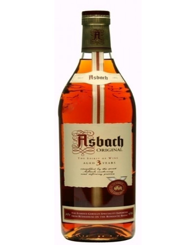 Asbach Uralt Brandy 3 Year Old 750ml -