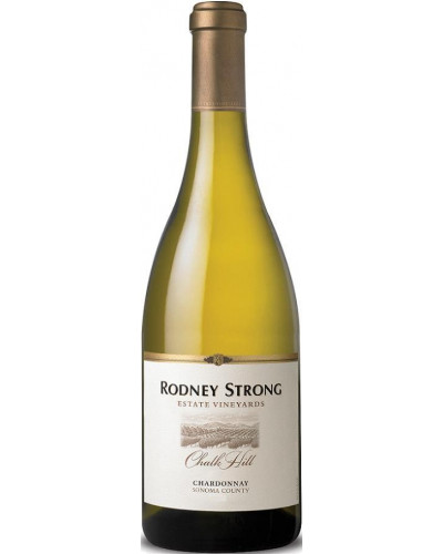 Rodney Strong Chardonnay Estate Chalk Hill 750ml -