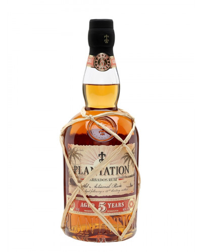Plantation Rum Barbados Grande Reserve 5 Year 750ml -