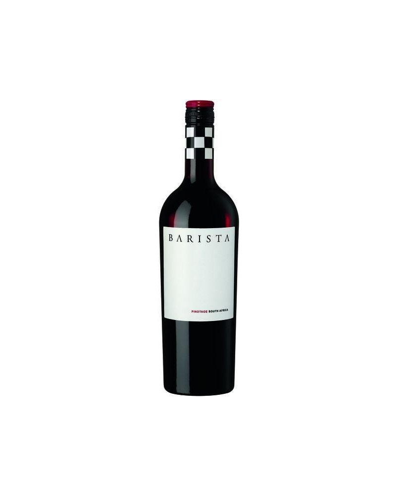 Barista Pinotage South Africa Coastal Region Paarl 750ml -