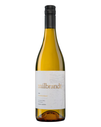 Milbrandt Vineyards Chardonnay Traditions 750ML -