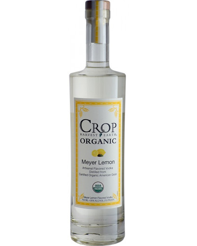 Crop Harvest Meyer Lemon Vodka 750ml -