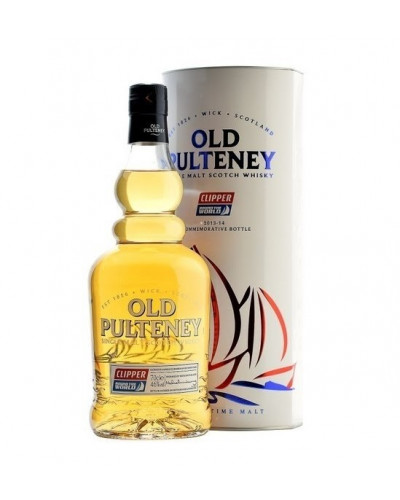 Old Pulteney Scotch Single Malt Clipper Commemorative 750ml -
