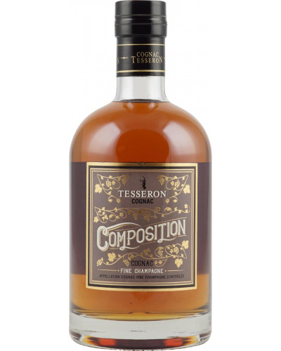 Cognac Tesseron Composition 750ml -
