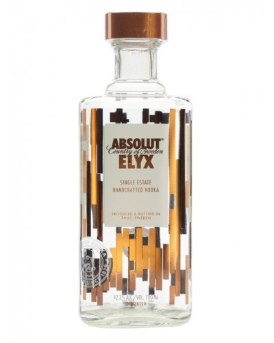 Absolut Vodka Elyx 750ml -