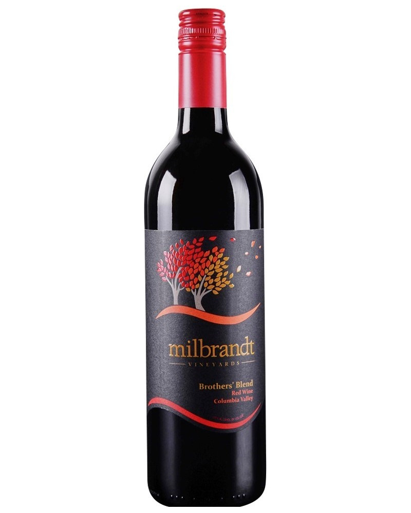 Milbrandt Vineyards Brothers' Blend 750ML -