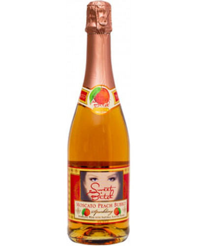 Sweet Bitch Moscato Peach Bubbly 750ml -