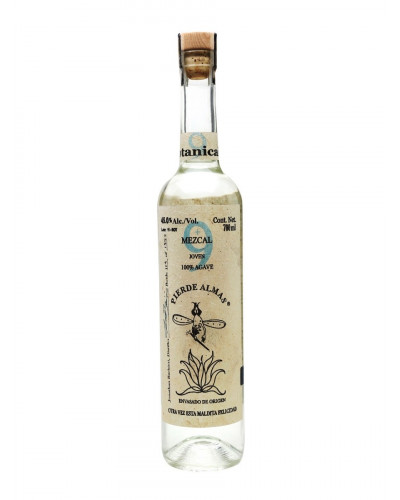 Pierde Almas Mezcal Plus 9 Botanicals 750ml -