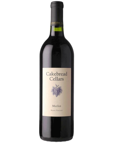 Cakebread Merlot 2012 Napa Valley 750ml -