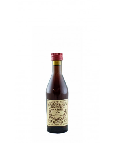 Carpano Vermouth Antica Formula 15 Mini Bottles 50ml -