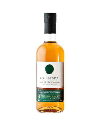 Green Spot Irish Whiskey Pot Still 750ml -