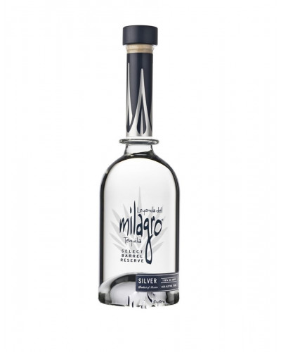 Milagro Tequila Select Barrel Reserve Silver 750ml -