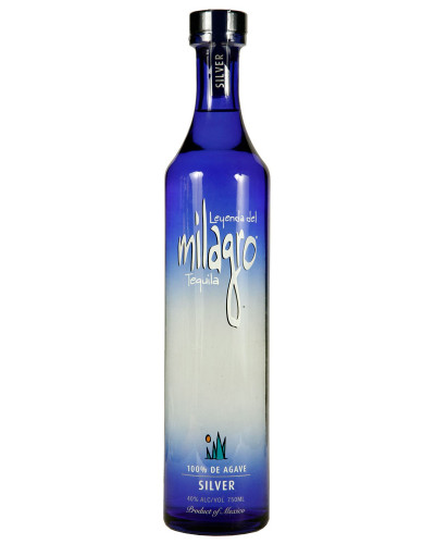 Milagro Tequila Silver 1Lt -