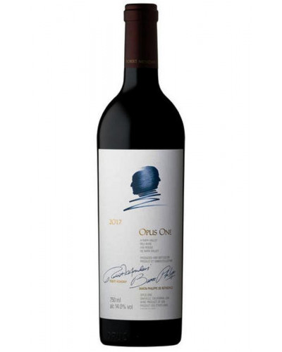 Opus One Red 2017 750ml -