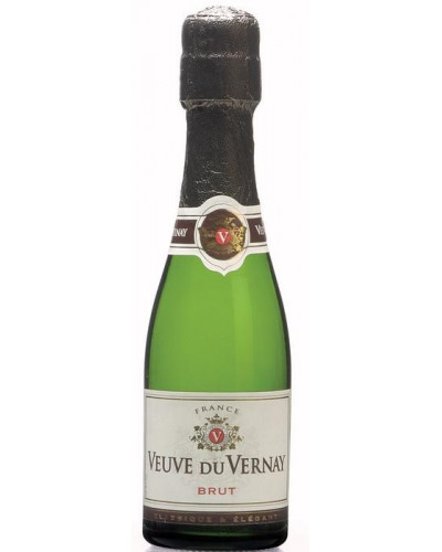Veuve du Vernay Brut Mini bottles 12pks 187ml -