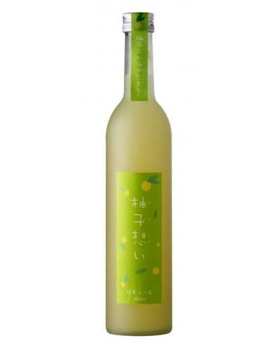 Yuzu Omoi Sake 500ml -
