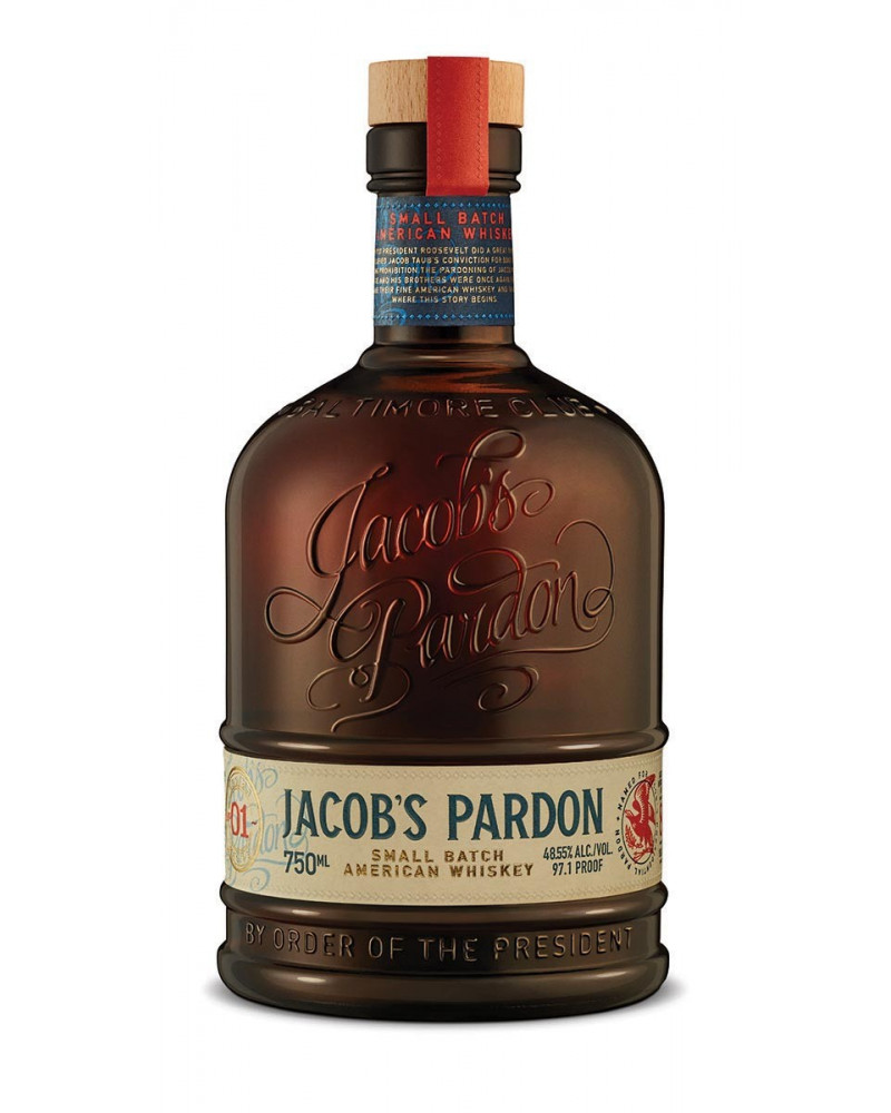 Jacobs Pardon Small Batch American Whiskey 750ml -