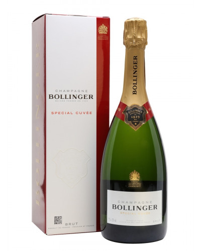 Bollinger Champagne Brut Special Cuvee 750ml -