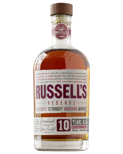 Russell's Reserve Bourbon 10 Year 750ml -