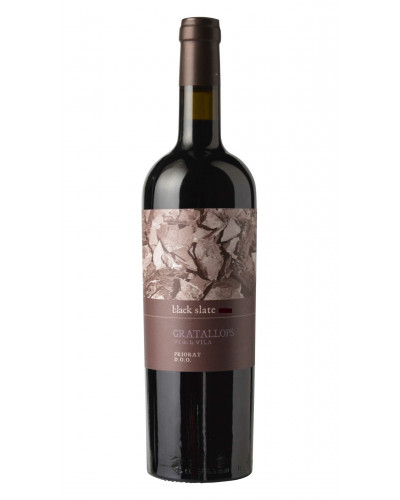Black Slate Gratallops Priorat 750ml -