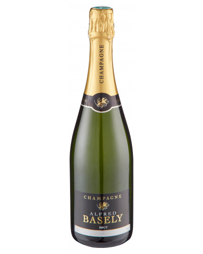 Alfred Basely Champagne Brut 750ml -