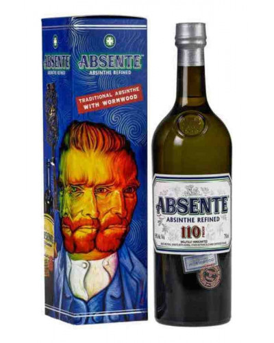 Absente Absinthe Refined 110 proof 750ml -