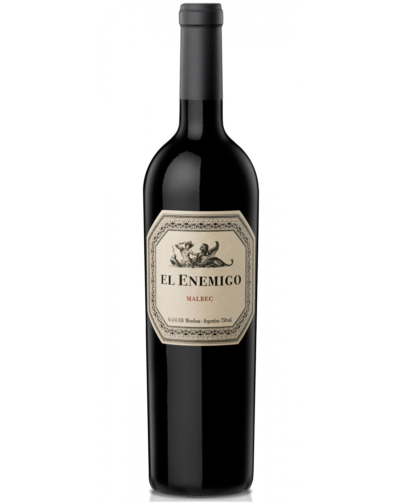 El Enemigo Malbec Mendoza Uco Valley 750ml -