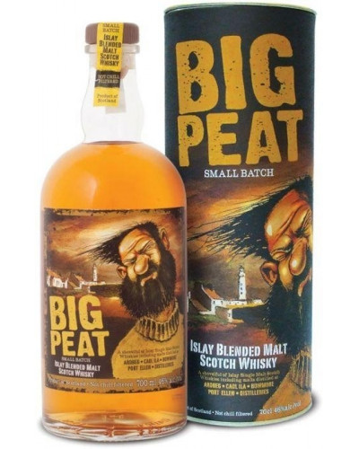 Big Peat Islay Blended Malt 750ml -