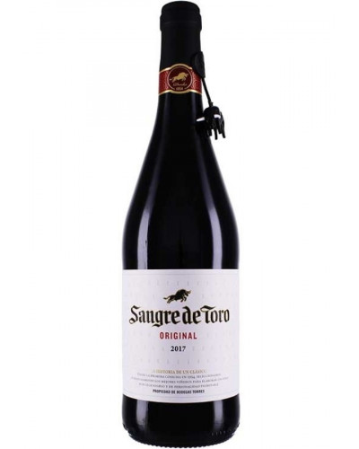 Torres Sangre de Toro Red Blend 750ml -