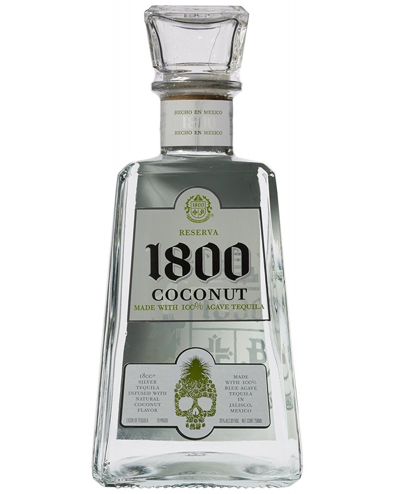 1800 Coconut Tequila 1Lt -