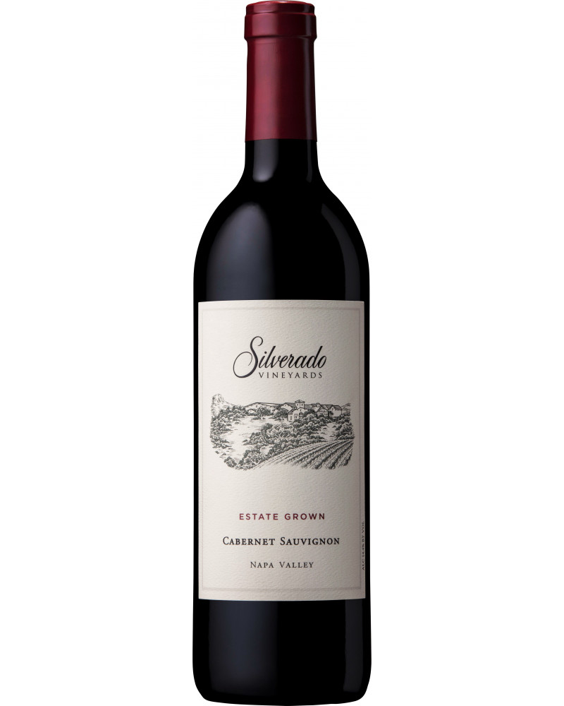 Silverado Vineyards Cabernet Sauvignon 750ml -
