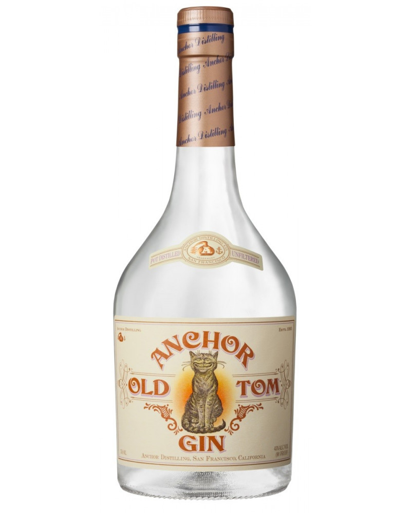 Anchor Gin Old Tom 750ML -