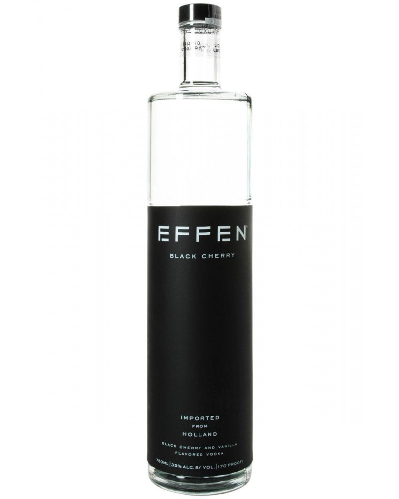 Effen Vodka Black Cherry 750ml -