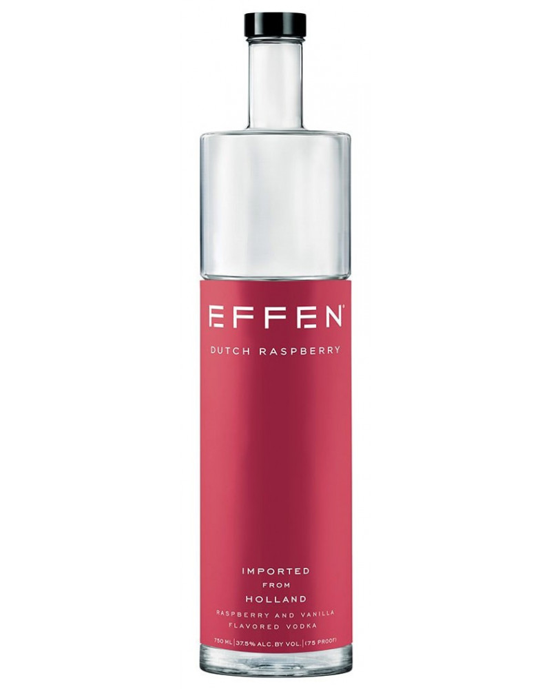 Effen Vodka Dutch Raspberry 750ml -