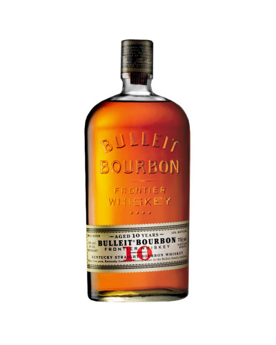 Bulleit Bourbon Whiskey 10 Year 750ML -