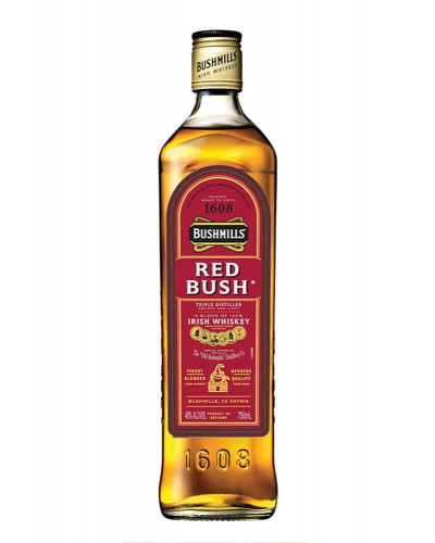 Bushmills Irish Whiskey Red Bush 1LT -