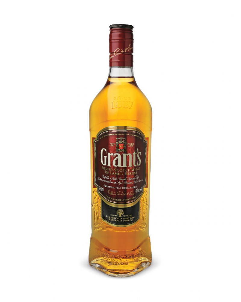 Grant`s Scotch Blend Scotland 1.75Lt -