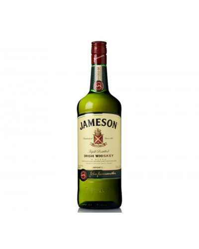 Jameson Irish Whiskey 1L -