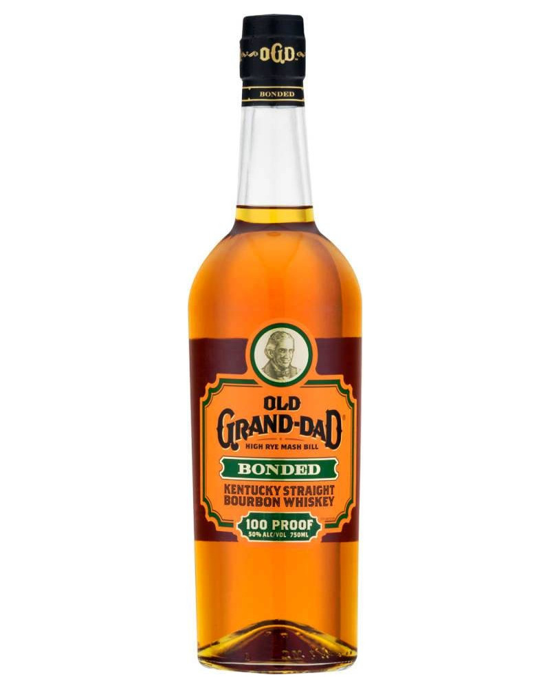 Old Grand-Dad Bourbon Bonded 100 Proof 750ml -