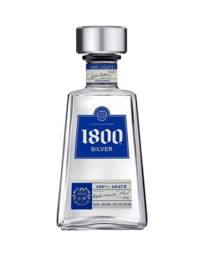 1800 Silver Tequila 1Lt -
