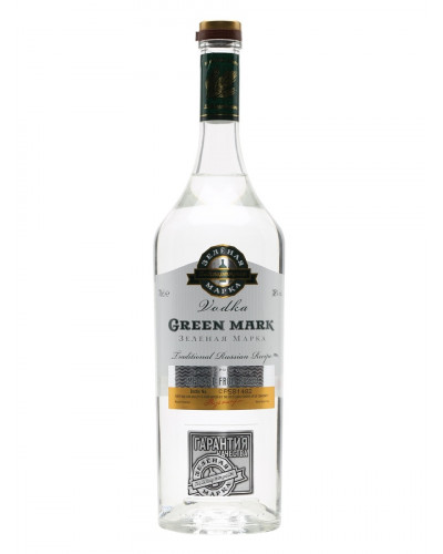 Green Mark Russian Vodka 1Liter -