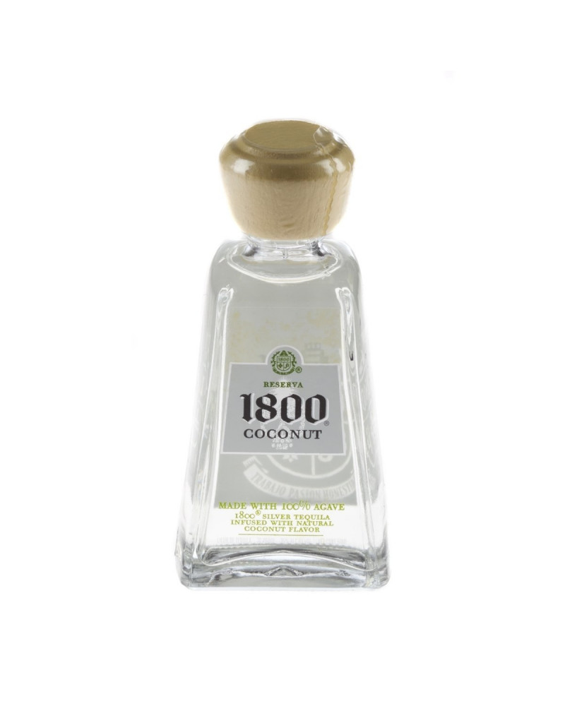 1800 Tequila Coconut 50ml Miniatures 10pk -