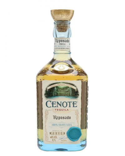 Cenote Tequila Reposado 750ml -