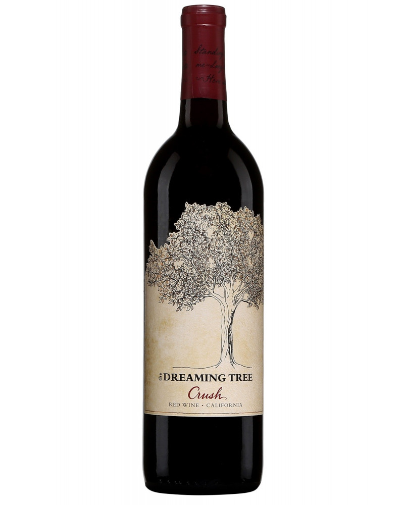 The Dreaming Tree Crush Red 750ml -